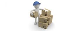 Verpacken, Versenden