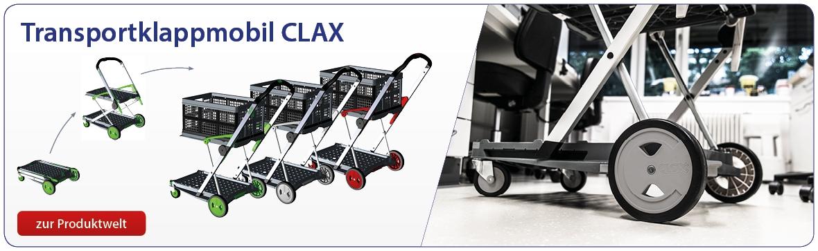 Transportklappmobil Clax