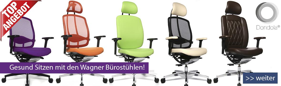 Wagner Bürostühle bei SWDirekt.de