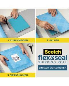 Luftpolsterfolie Flex & Seal
