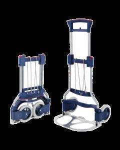 Klappbare Transportkarre RuXXac® Business by SECO mit pannensicherer Bereifung 125 kg