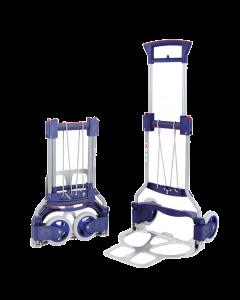 Klappbare Transportkarre RuXXac® Business XL by SECO mit pannensicherer Bereifung 125 kg
