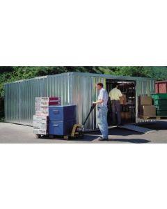 Materialcontainer LxTxH außen 6080x2170x2150 mm