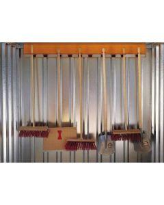 Geräteleiste für Materialcontainer