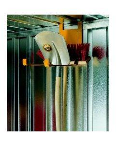 Gerätehalter Stabil für Materialcontainer