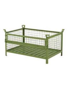 Gitterbox-Seitenwand (Tragkraft 1000 kg)
