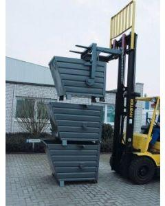 Mehrpreis für öl-und wasserdichte Ausführung des STapelkippcontainers