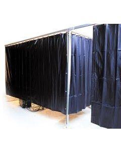 Schweißervorhang Transtac T75, 200x130 cm