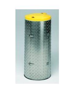 Abfallsammler 120 Liter mit Doppeltür