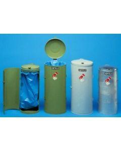 Abfallsammler-Einfachtür 120 Liter