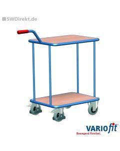 Griffroller 200 kg, Ladefläche 603x450 mm