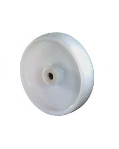 Kunststoffrad mit Rollenkorblager 100-450kg Traglast