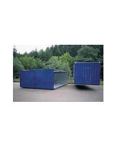 Kranaufhängung für Container