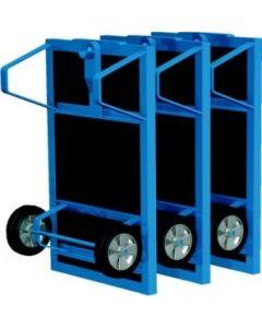VARIOfit Rollplatte mit 2000 kg Tragkraft und Holzboden
