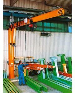 Fundamentschablone/ Ankerschrauben (Tragkraft 1000 kg - 2000 kg)