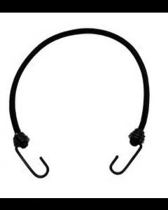 Expander mit zwei Spiralhaken, Länge 60 cm, VE = 10 Stück