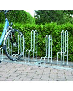 Fahrrad-Standparkerparker Modell 4000, einseitig