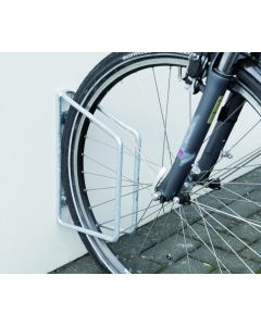 Fahrrad-Klemmbügel zur Wandbefestigung
