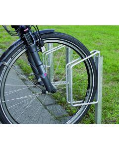 Fahrrad-Klemmbügel zum Einbetonieren