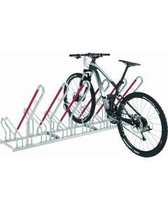 Fahrrad-Anlehnparker Modell 2500, zweiseitig