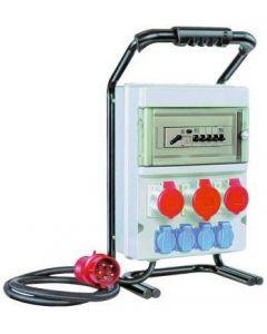 Format Stromverteiler 400V-230V-16/32A