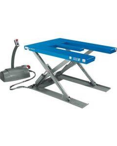 Flachscherenhubtisch HTF-X E-Form (Tragkraft 1000 & 1500 kg)