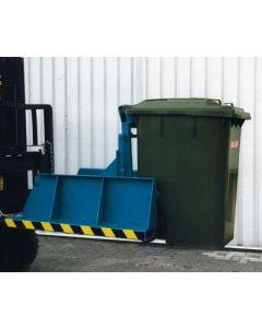Mülltonnenwender für 360-Liter Tonne