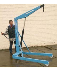 Leichtbaukran - zerlegbar (Tragkraft 500-1000 kg)
