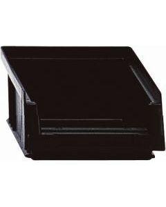 ESD-Sichtlagerkasten leitfähig schwarz