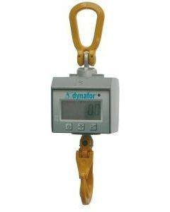 Elektronische Kranwaage MWX++ mit LCD-Anzeige und Funk-Fernablesegerät wetterfest