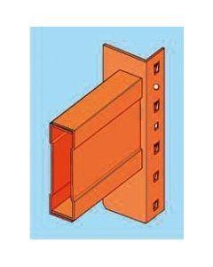 Schulte Holme Kastenprofile N-Auflage für Paletten-Regalsysteme
