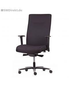 Bürodrehstuhl SW Style+ bis 160 kg Körpergewicht