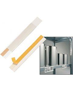 Scannerschiene Scanfix 8045-19 farblos, Breite 30 mm, VE=5