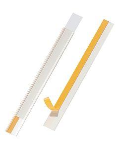 Scannerschiene Scanfix 8044-19 farblos, Breite 20 mm VE=5