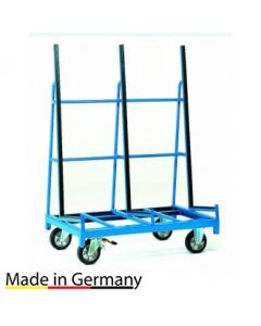Fetra Plattenwagen mit 1200 kg Tragkraft