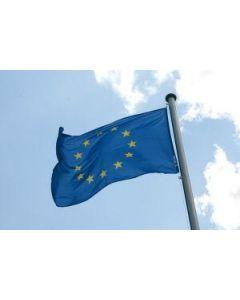 Hissflagge im Querformat europäische Nationen