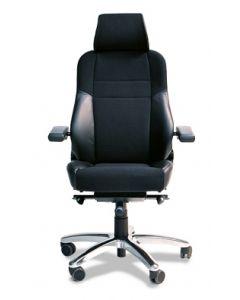 24-Stunden-Stuhl / Leitstellenstuhl mit Flip UP Armlehnen, bma Secur24 basic