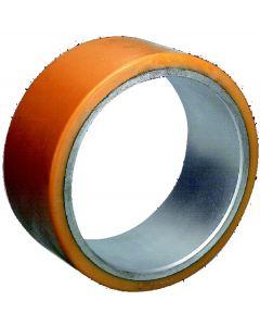 Stahlband-Bandage aus Vulkollan®, Außen-Ø 200 mm, 1300 kg