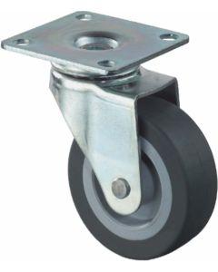 Möbel-Lenkrolle für harte Böden Ø 25 mm