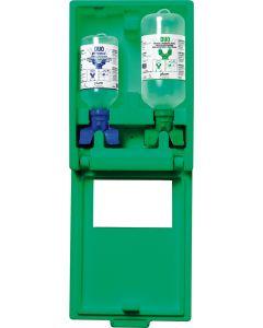 Augen-Notfallstation Wandbox inkl. 2 Flaschen