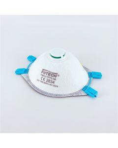 FFP3 Atemschutzmaske mit Ventil, BFE 99%, Pack à 20 Stück