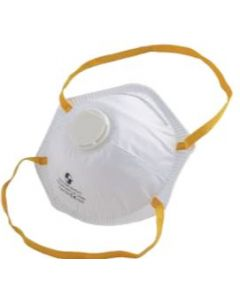 FFP2 Atemschutzmaske mit Ventil, BFE 95%, Pack à 20 Stück