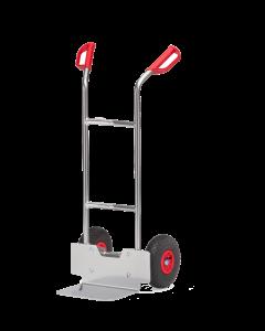 Alukarre 150 kg Tragkraft, Schaufel LxB 250x320 mm