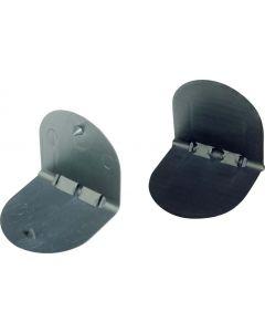Kantenschutzecken für Paletten ohne oder mit Dorn