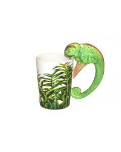 Dschungel-Cup Joe Chamäleon