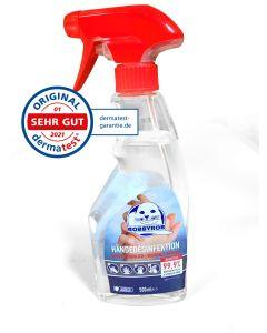 Handdesinfektionsmittel 500 ml Sprühflasche