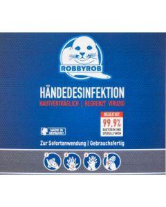 Händedesinfektion 200 L Kanister, 2 Fässer