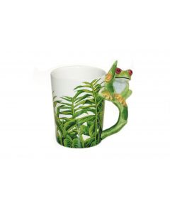 Dschungel-Cup Fred Frosch