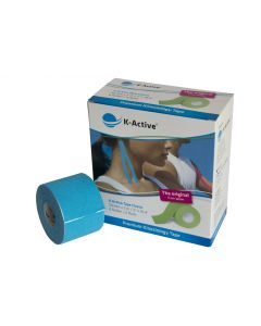 Original Kinesiology Tape, blau