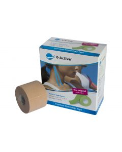 Original Kinesiology Tape, beige